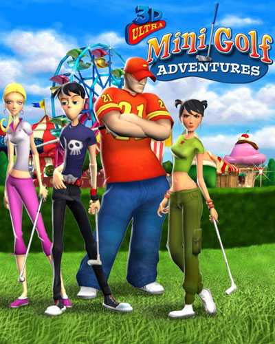 3D Ultra MiniGolf Adventures Free Download