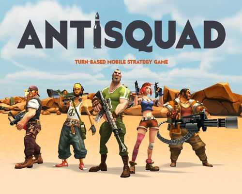 AntiSquad PC Game Free Download