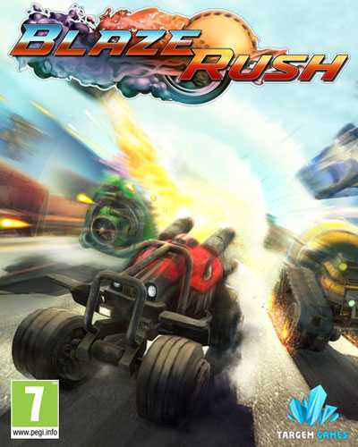 BlazeRush PC Game Free Download