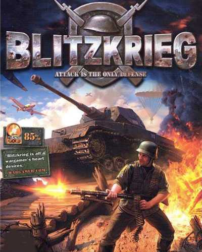 Blitzkrieg PC Game Free Download