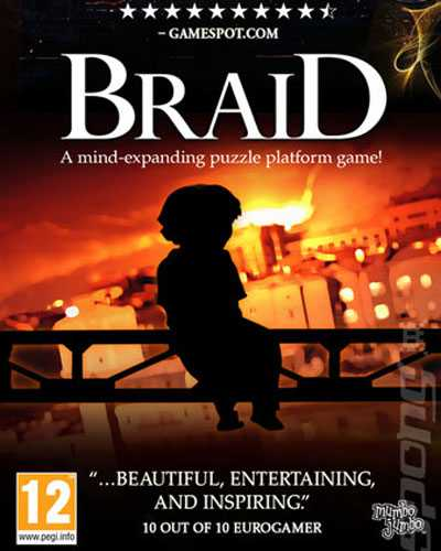 Braid PC Game Free Download