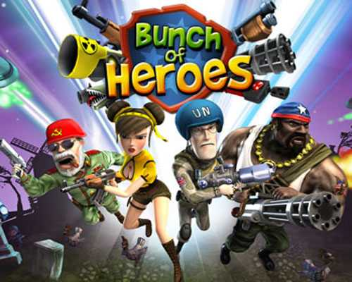 Bunch of Heroes Free Download