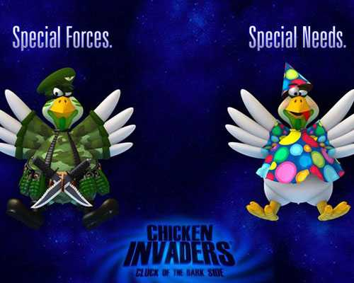 Chicken Invaders 5 Free Download
