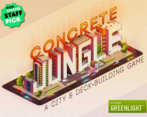 Concrete Jungle Free Download