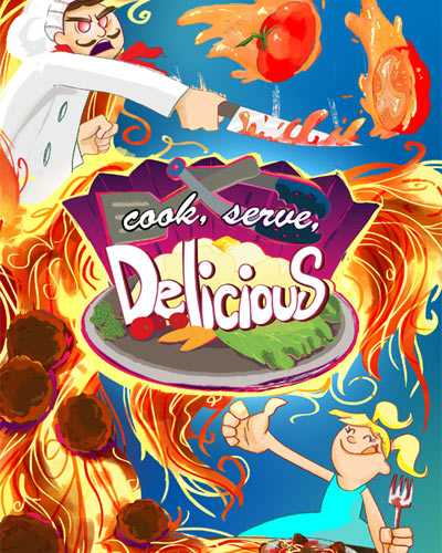 Cook Serve Delicious Free Download