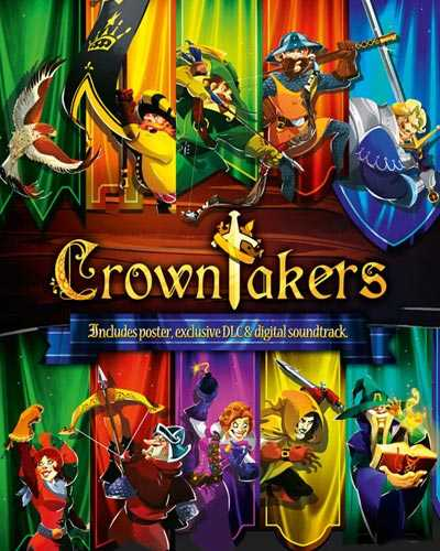 CrownTakers PC Game Free Download