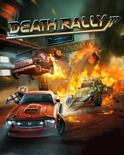Death Rally Free PC Download
