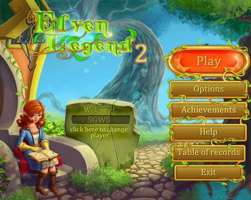 Elven Legend 2 Free Download