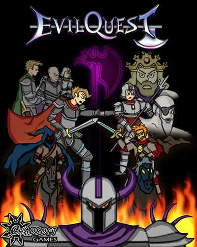 EvilQuest PC Game Free Download