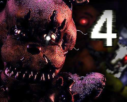 Five Nights at Freddys 4 Free Download