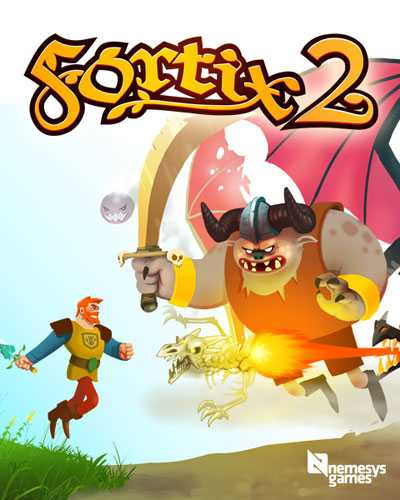 Fortix 2 PC Game Free Download