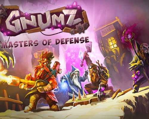 Gnumz Masters of Defense Free Download