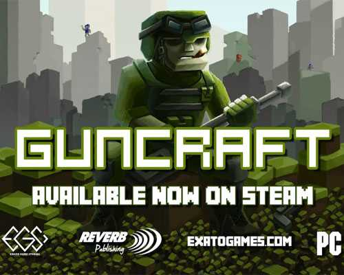 Guncraft PC Game Free Download