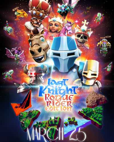 Last Knight Rogue Rider Edition Download