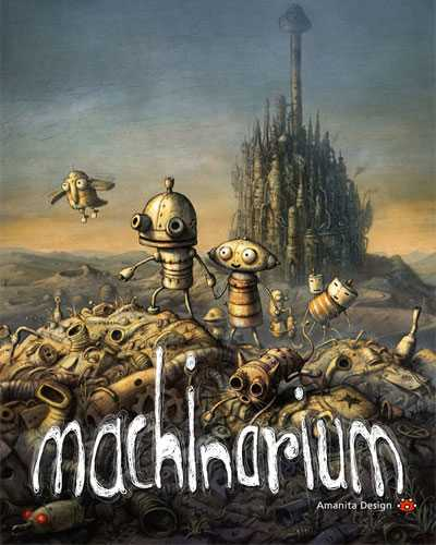 Machinarium PC Game Free Download