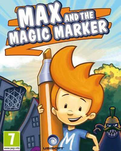 Max and The Magic Marker Free Download