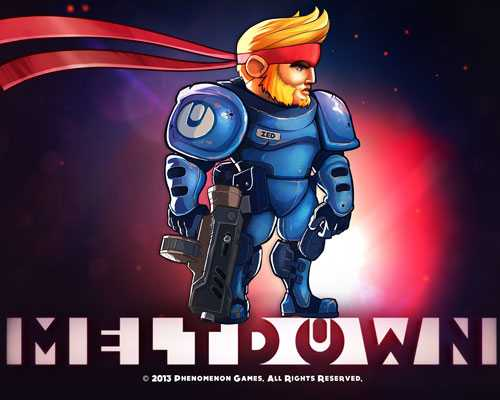 Meltdown PC Game Free Download