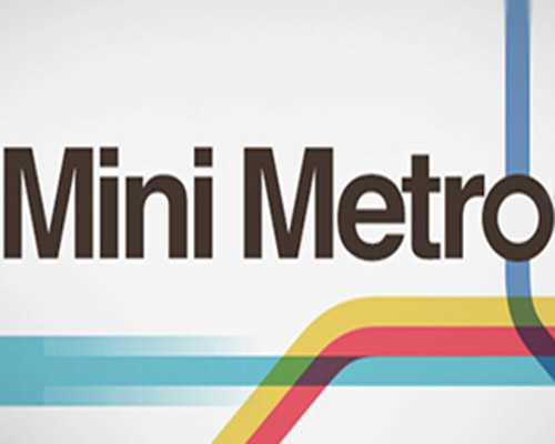 Mini Metro Free PC Download