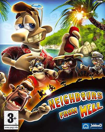 Neighbours from hell season 1 mod apk for android download.