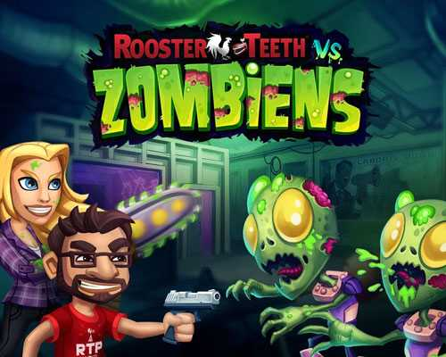 Rooster Teeth vs Zombiens Free Download