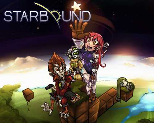 Starbound PC Game Free Download