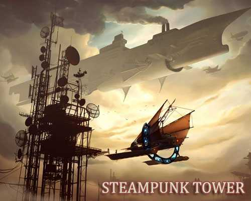 Steampunk Tower Free Download