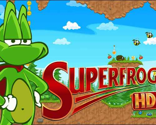 Superfrog HD Free Download