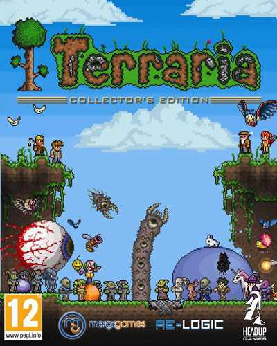Terraria PC Game Free Download