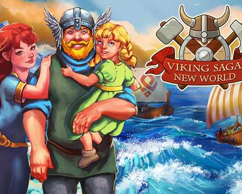 Viking Saga New World Free Download