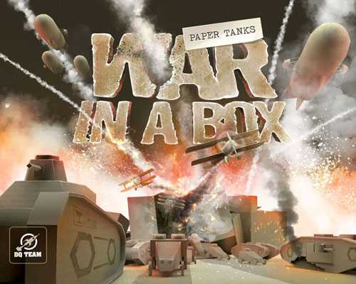War in a Box Paper Tanks Free Download