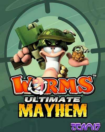 Worms Ultimate Mayhem Free Download