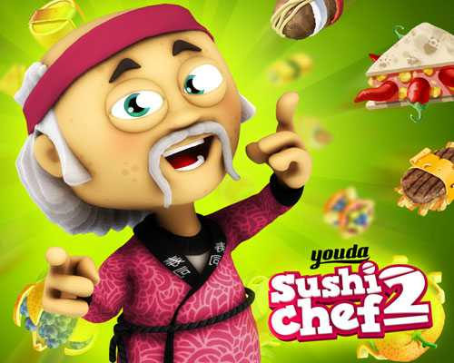 Youda Sushi Chef 2 Free Download
