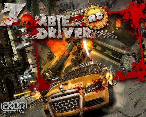 Zombie Driver Free Download