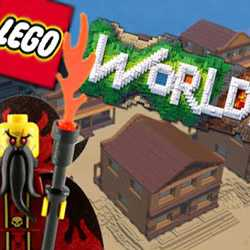 LEGO Worlds Early Access