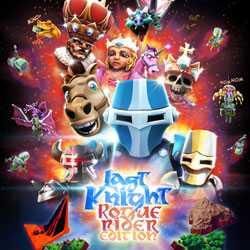 Last Knight Rogue Rider Edition