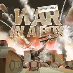 War in a Box Paper Tanks