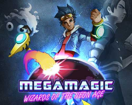 Megamagic Wizards of the Neon Age Free