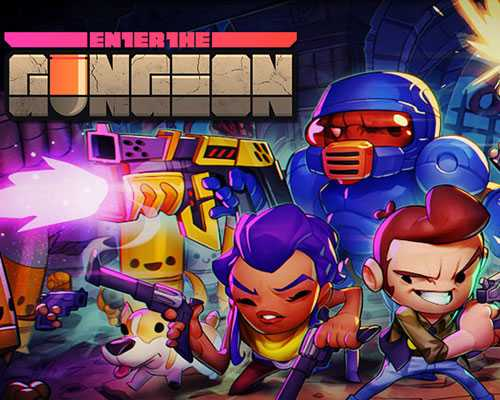 Enter the Gungeon Free Download