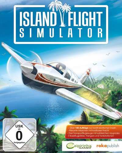 Island Flight Simulator Free Download