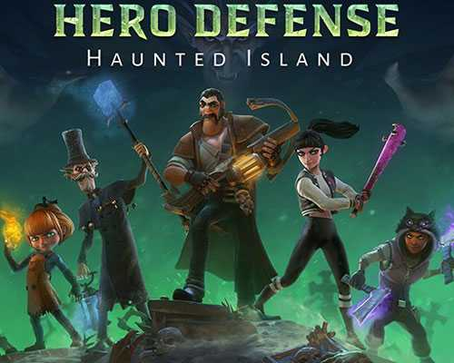 Hero Defense Haunted Island Free Download