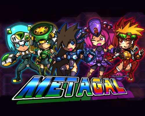 METAGAL PC Game Free Download