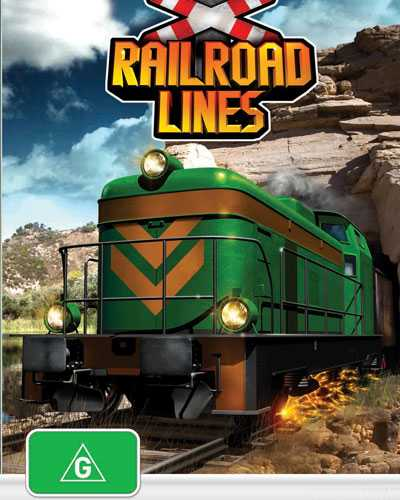 Railroad Lines Free Download