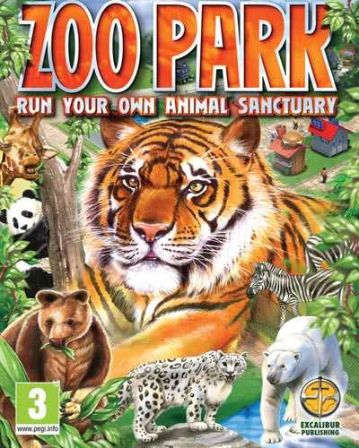 Zoo Park PC Game Free Download