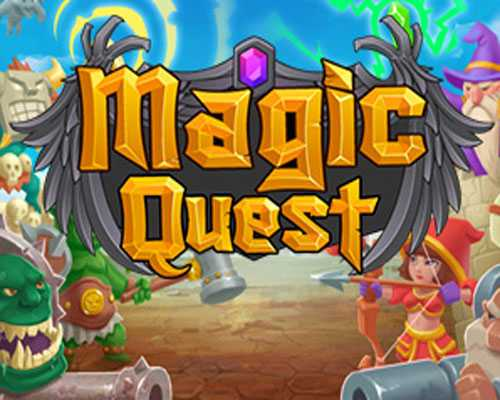 Magic Quest Free Download
