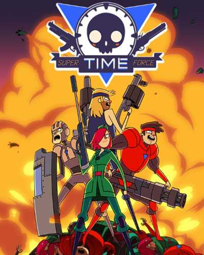Super Time Force Ultra Free Download