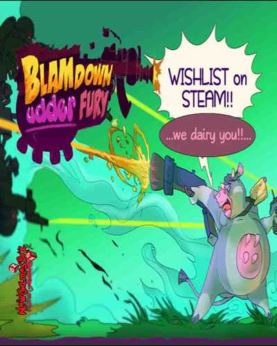 Blamdown Udder Fury Free Download