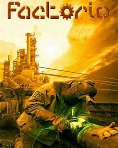 Factorio PC Game Free Download