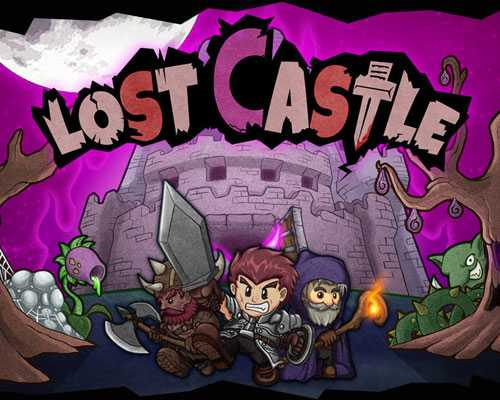 Lost Castle PC Game Free Download