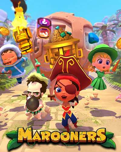 Marooners PC Game Free Download