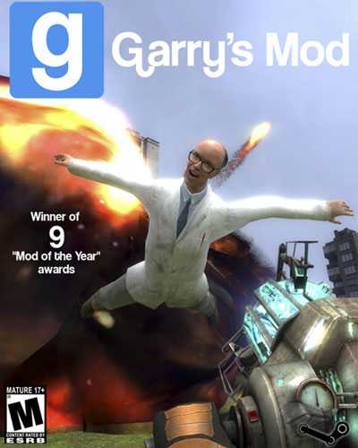 Garrys Mod PC Game Free Download